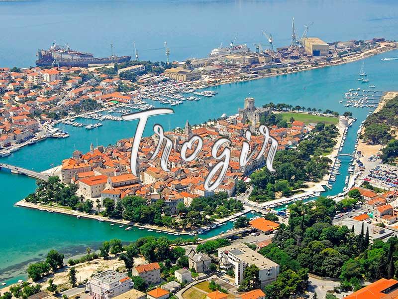 Croatia Private Tour Trogir Main2 Min