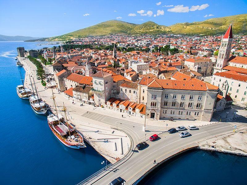 Trogir Transfer Service Croatia Min