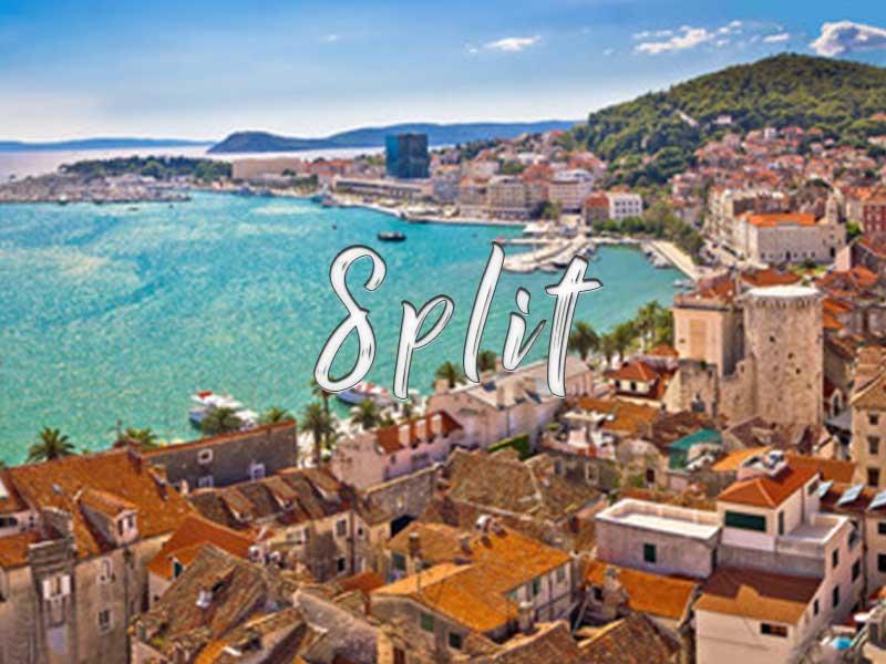 Croatia Private Tour Split