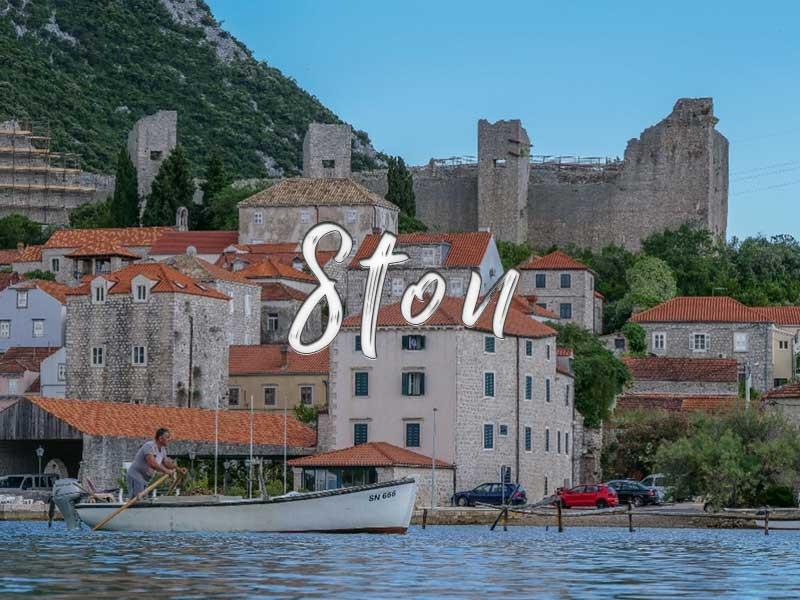 Croatia Private Tour Ston