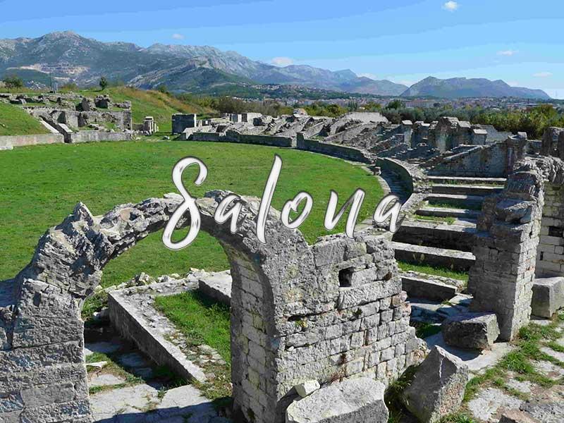 Croatia Private Tour Salona