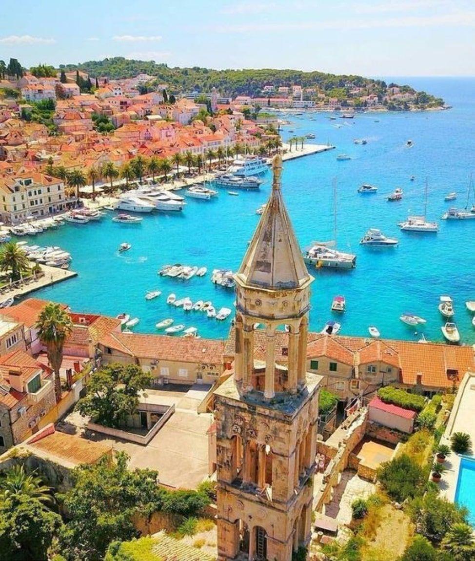Hvat Pricate Croatia tour