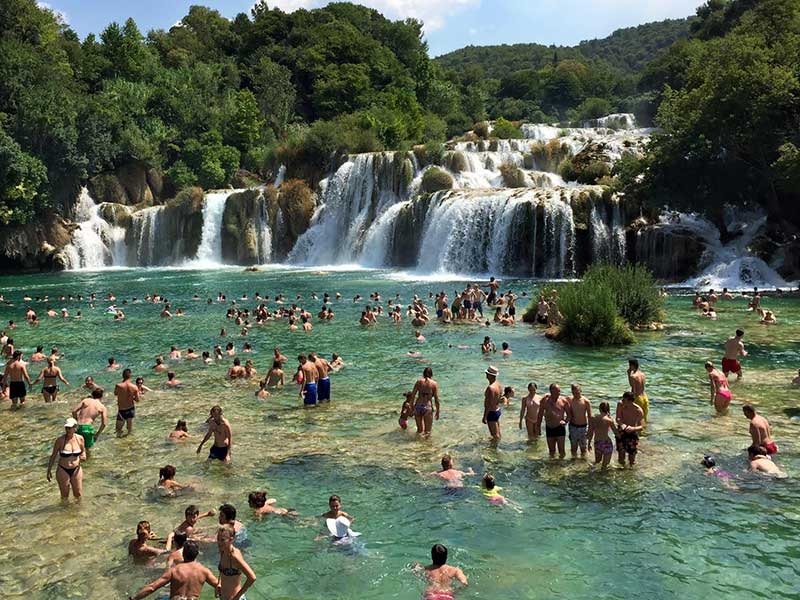 Krka National Park Transfer Service Croatia