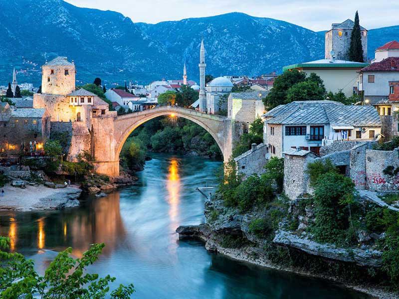 Mostar Transfer Service Croatia Main
