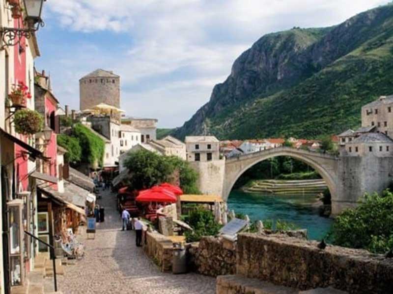 Mostar Transfer Service Croatia
