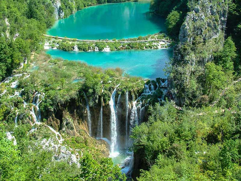 Plitvice Lakes Transfer Service Croatia 2