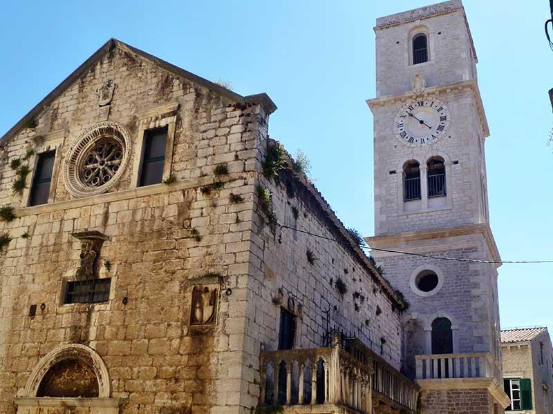 St John's Church Transfer Service Croatia