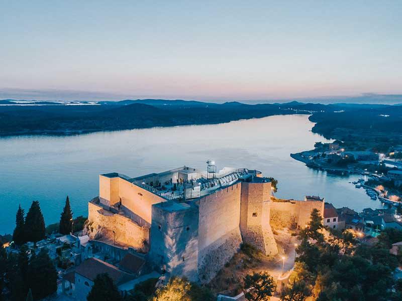 St Michael's Fortress Transfer Service Croatia