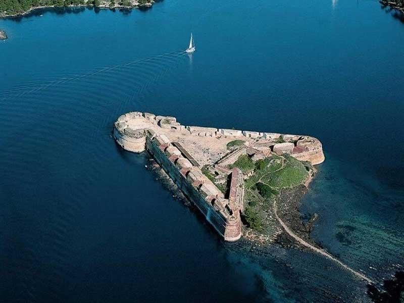 St. Nicholas Fortress Transfer Service Croatia