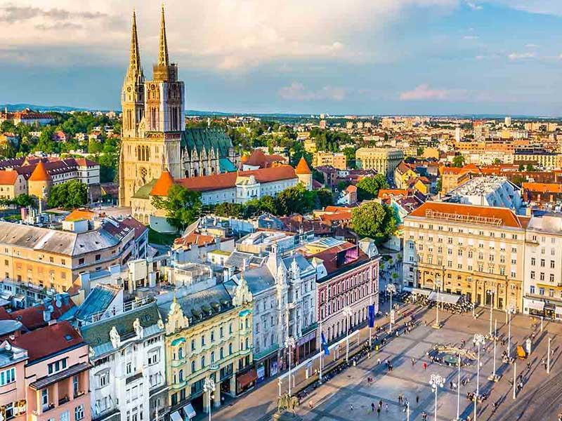 Zagreb Transfer Service Croatia 1